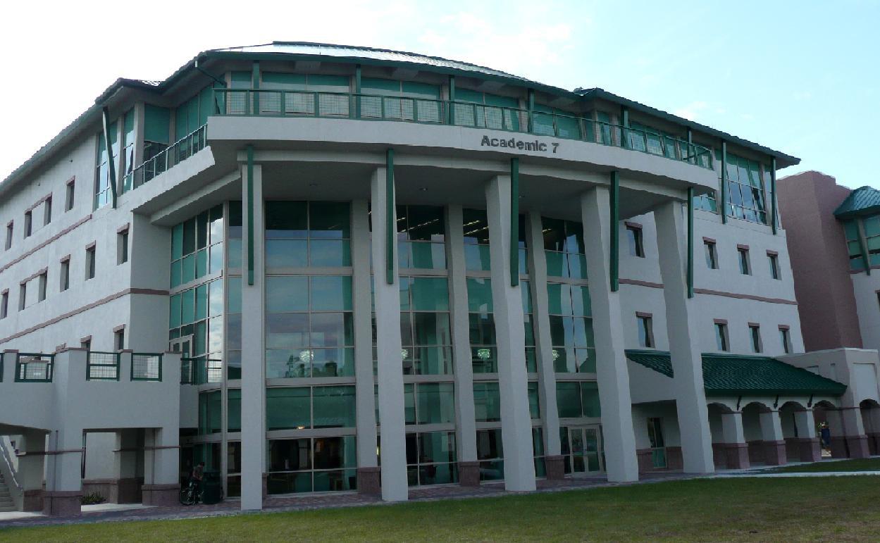 FGCU Academic Building 7